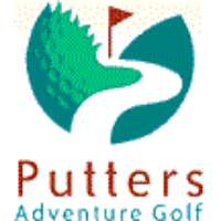 Putters Adventure Golf Logo