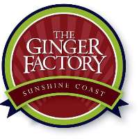 The Ginger Factory Logo