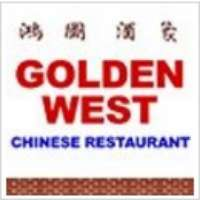 Golden West Chinese Restaurant Logo