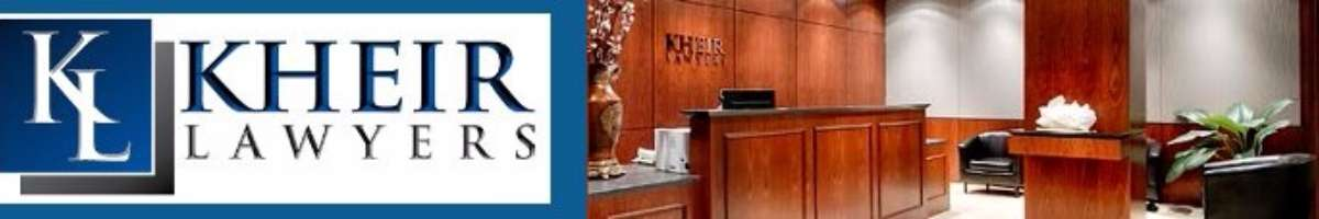 Kheir Lawyers Banner