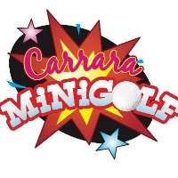 Carrara Mini Golf Logo
