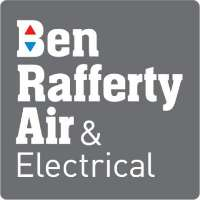 Ben Rafferty Air & Electrical Logo