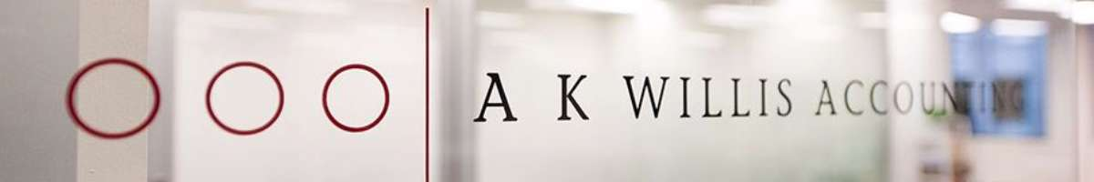 AK Willis Accounting Banner