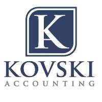 Kovski Accounting Logo