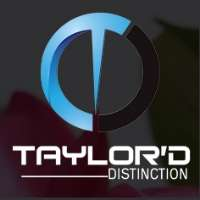 Taylor'd Distinction Logo