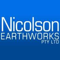 Nicolson Earthworks Pty Ltd Logo
