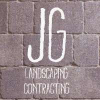 J.G Landscaping & Contracting Logo