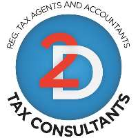 2D Tax Consultants Logo