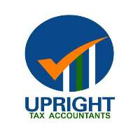 Upright Tax Accountants Logo
