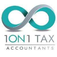 1on1 Tax Accountants Logo