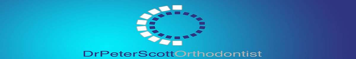 Dr Peter Scott Orthodontist Banner
