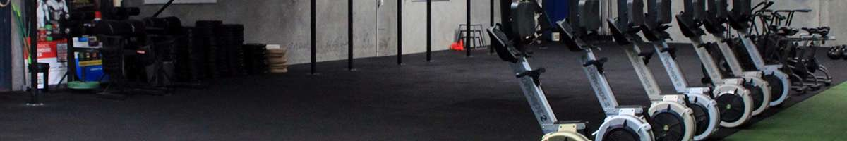 CrossFit New Beginning Banner