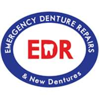 Emergency Denture Repairs Logo