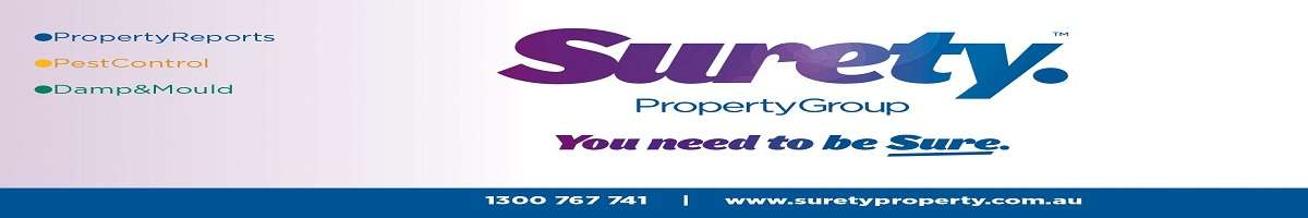 Surety Property Group Banner