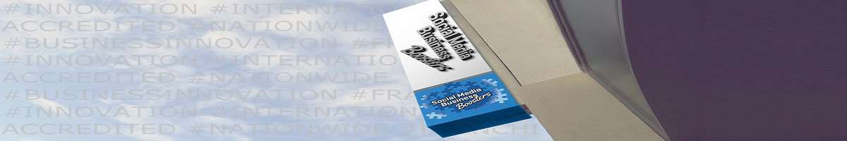 Social Media Business Boosters Banner