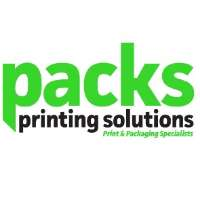 Packs Printing Solutions Logo