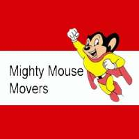 Mighty Mouse Movers Logo