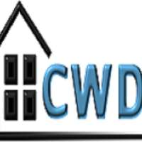 Custom Windows & Doors Logo