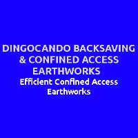 Dingocando Backsaving & Confined Access Earthworks Logo