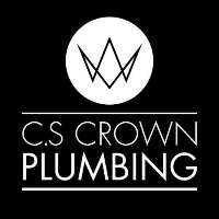 C.S Crown Plumbing Logo