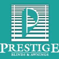Prestige Blinds & Awnings Logo