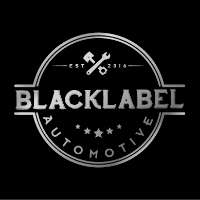 Black Label Automotive Logo