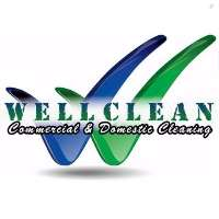 Wellclean Commercial & Domestic Cleaning Logo