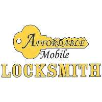Affordable Mobile Locksmith Logo