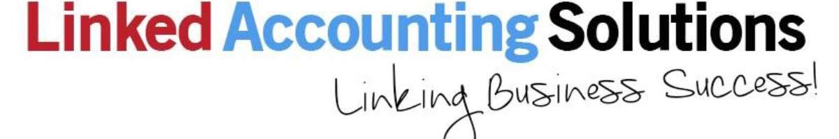 Linked Accounting Solutions Banner