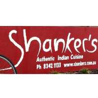Shanker's Authentic Indian Cuisine Logo