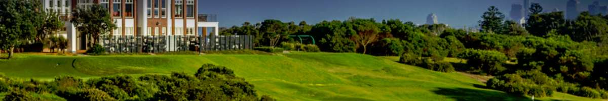 NSW Golf Club Banner