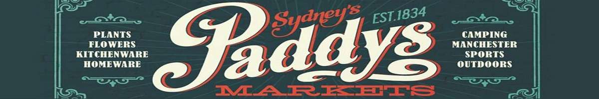 Paddy's Markets Banner