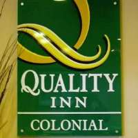 Quality Inn Colonial Logo