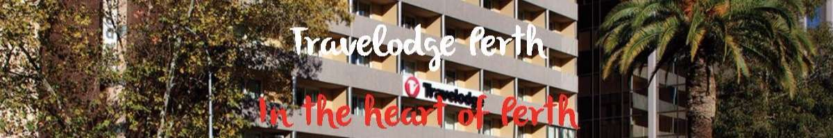 Travelodge Perth Banner