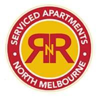 RNR Serviced Apartments North Melbourne Logo