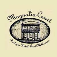 Magnolia Court Boutique Hotel Logo