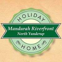 Mandurah Riverfront Holiday Rental Logo