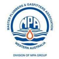 Master Plumbers and Gasfitters Association  Logo