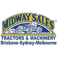 Midway Sales Tractors & Machinery Logo