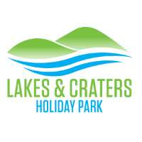 Lakes and Craters Holiday Park Logo