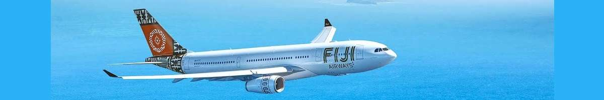 Fiji Airways Banner