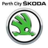 Perth City Skoda Logo
