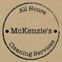McKenzie's All Hours Cleaning Services Logo