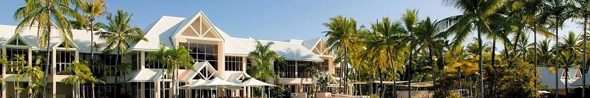 Sheraton Mirage Port Douglas Resort Banner