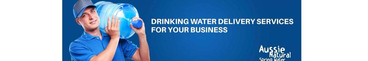 Aussie Natural Spring Water Banner