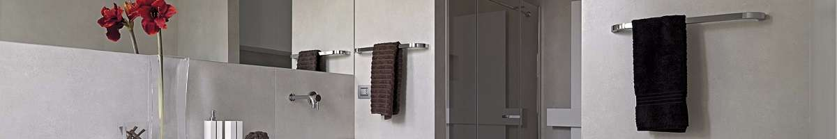 Living Solutions Shower & Security Screens Banner