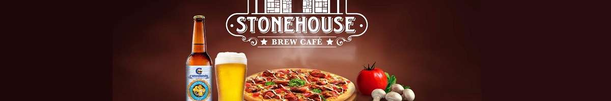 Stonehouse Brew Cafe Banner
