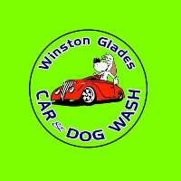 Winston Glades Car & Dog Wash Logo