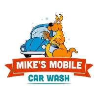 Mikes Mobile Car Wash Logo