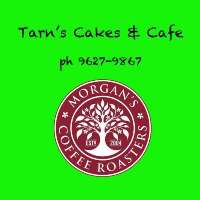 Tarns Cakes & Cafe Logo